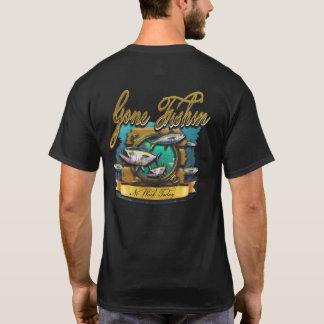 行ったFishin Tシャツ