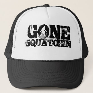 行ったsquatchin キャップ