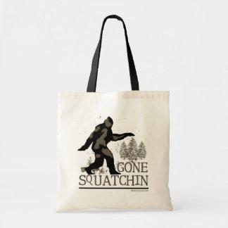 行ったSquatchin トートバッグ