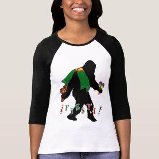 行ったSquatchin -フェスタSquatchin Tシャツ