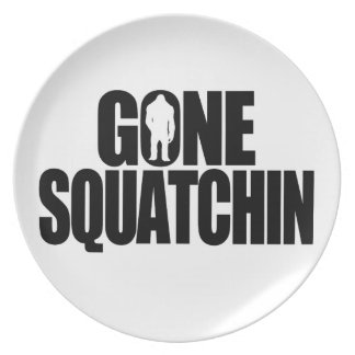 行ったSquatchin プレート