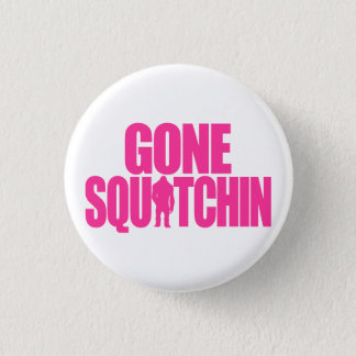 行ったSquatchin 3.2cm 丸型バッジ