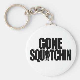 行ったSquatchin Keychain キーホルダー