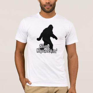 行ったSquatchin Tシャツ