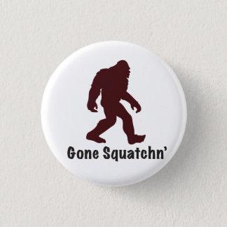 行ったSquatchn 3.2cm 丸型バッジ