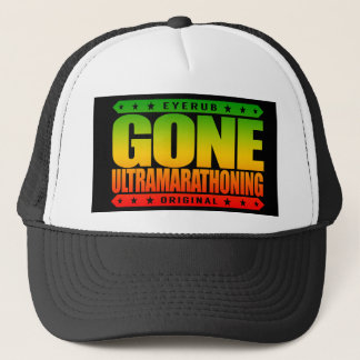 行ったULTRAMARATHONING -私は超マラソン選手です キャップ