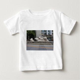 行っている私達があるところ ベビーTシャツ