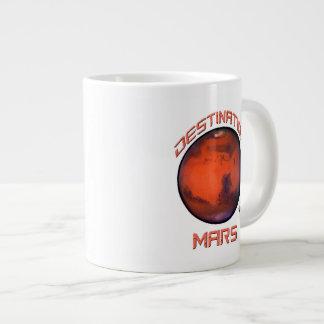 行先はジャンボマグを傷つけます -- 20oz. ジャンボコーヒーマグカップ