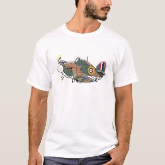 行商人のハリケーンの風刺漫画 Tシャツ