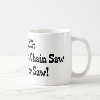 行方不明のガールフレンドおよびチェーンソーの報酬はのための見ました コーヒーマグカップ