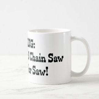行方不明のボーイフレンドおよびチェーンソーの報酬はのための見ました コーヒーマグカップ