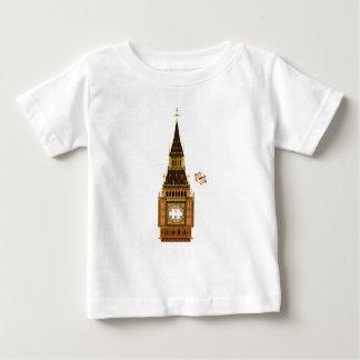 行方不明の部分 ベビーTシャツ