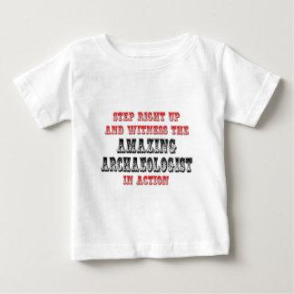 行為のすばらしい考古学者 ベビーTシャツ
