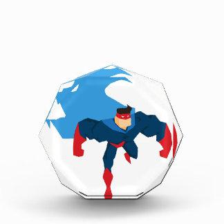 行為のスーパーヒーロー 表彰盾
