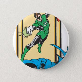 行為のスーパーヒーロー 5.7CM 丸型バッジ