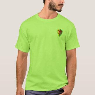 行為のワイシャツのウィリアムの元帥 Tシャツ