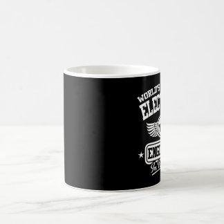 行為の世界ですばらしい電気技師 コーヒーマグカップ