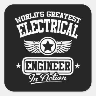 行為の世界ですばらしい電気技師 スクエアシール