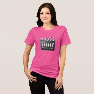 行為の女性 Tシャツ