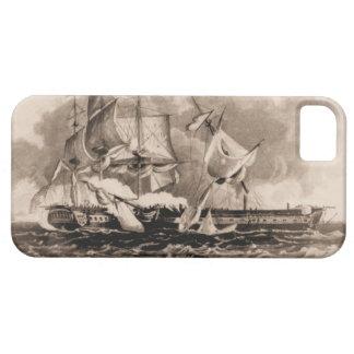 行為の米国の船憲法 iPhone SE/5/5s ケース