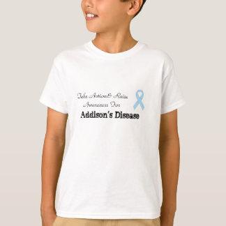 行為のAddisonの病気のワイシャツを取って下さい Tシャツ
