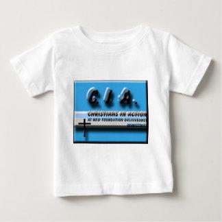 行為2のクリスチャン ベビーTシャツ
