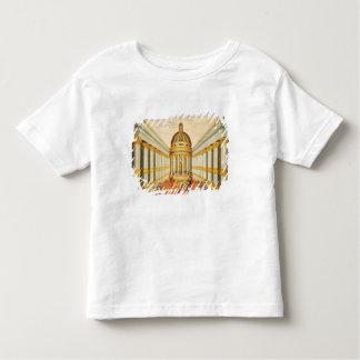 行為Iの場面VIIおよびVIII: Baccusの寺院 トドラーTシャツ