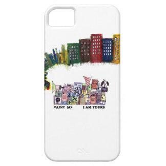 街を作る装置 iPhone 5 COVER