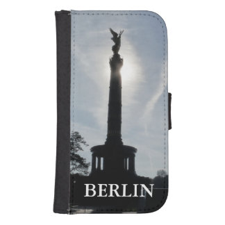 街灯02.T、ベルリンが付いている勝利コラム ウォレットケース