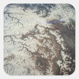 衛星イメージ スクエアシール
