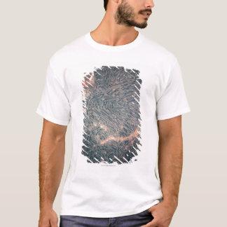 衛星眺め2 Tシャツ