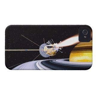衛星軌道土星 iPhone 4 ケース