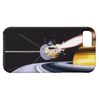 衛星軌道土星 iPhone 5 カバー