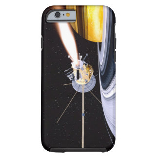 衛星軌道土星 iPhone 6 タフケース