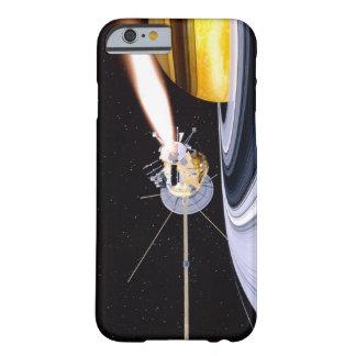 衛星軌道土星 iPhone 6 ベアリーゼアケース