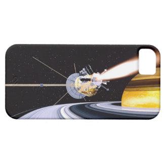 衛星軌道土星 iPhone SE/5/5s ケース