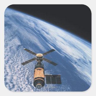 衛星軌道宇宙 スクエアシール