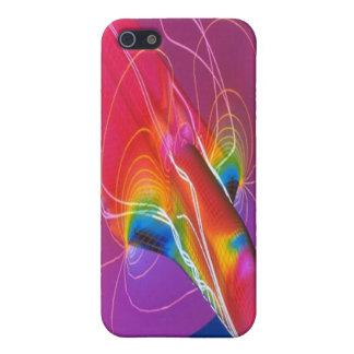 衝撃波音のiPhoneの場合 iPhone 5 Cover