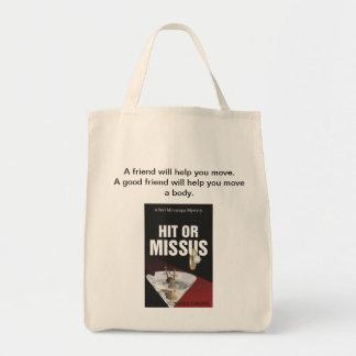 衝突かMissusの買い物袋 トートバッグ
