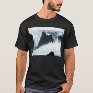 衝突の波 Tシャツ