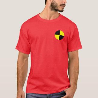 衝突テストダミー Tシャツ