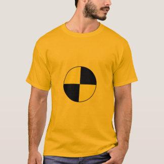 衝突テスト Tシャツ
