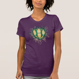 衝突女性ワイシャツ Tシャツ