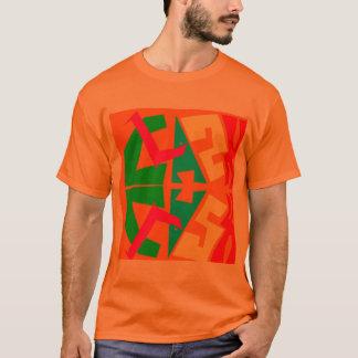 衝突 Tシャツ
