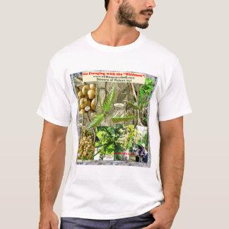 衣服のツタウルシの服装 Tシャツ