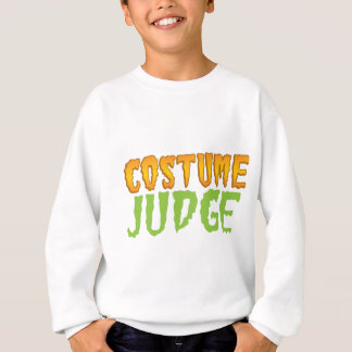 衣裳の裁判官 スウェットシャツ