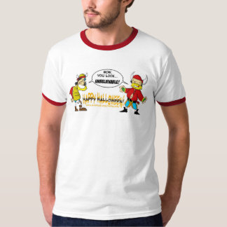 衣裳スイッチワイシャツ Tシャツ