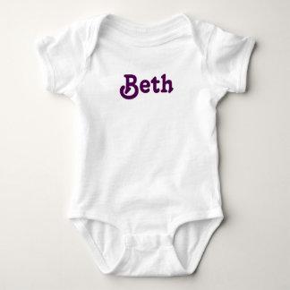 衣類のベビーBeth ベビーボディスーツ