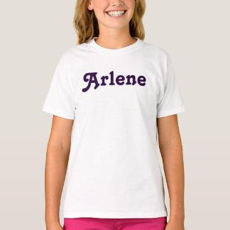 衣類の女の子アーリーン Tシャツ