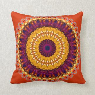 表現の万華鏡のように千変万化するパターンの枕 クッション